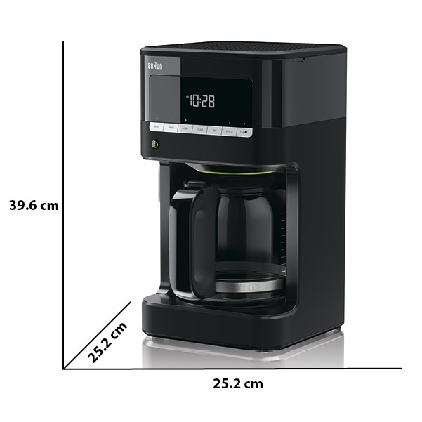 Braun KF7020 Zwart