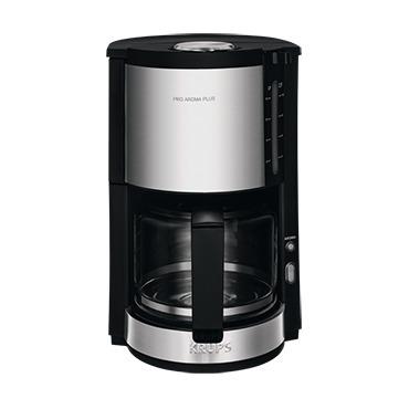 Krups Pro Aroma Plus KM3210 zwart/rvs