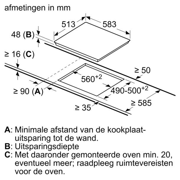 Bosch PKE645CA1E