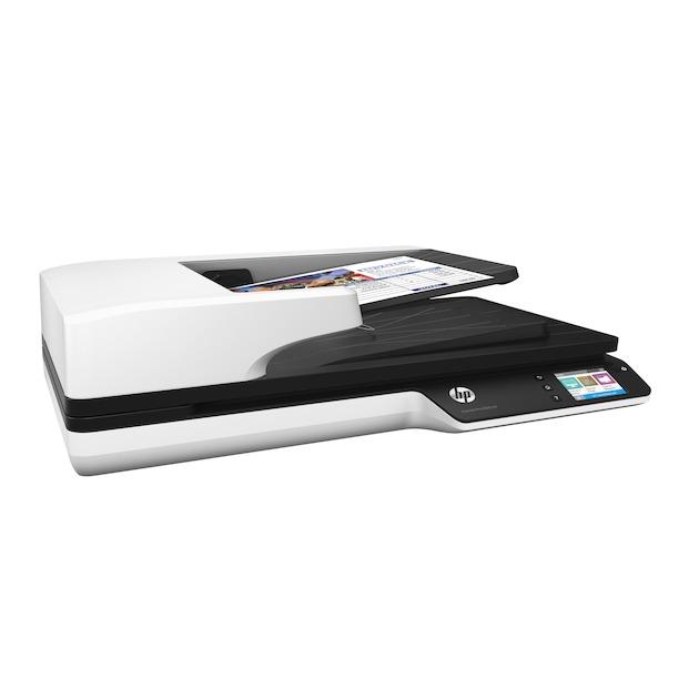 HP Scanjet Pro 4500 fn1 30ppm 300DPI