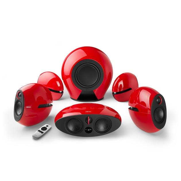 Edifier E255 rood