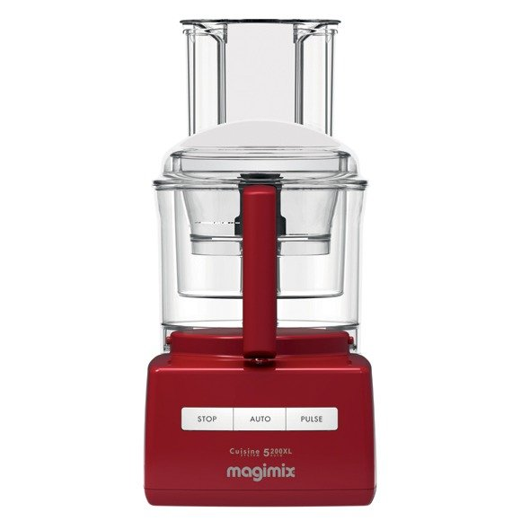 Magimix CS 5200 XL Premium rood