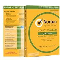 Symantec Norton Security Standard 2019 | 1 apparaat | 1 jaar | antivirus inbegrepen