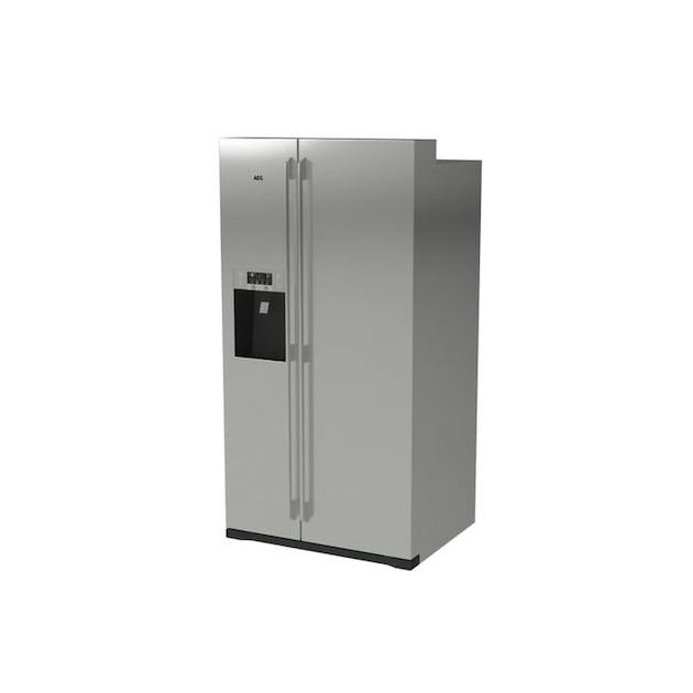 Goede AEG RMB56111NX   Amerikaanse koelkast   Nu voor €1599   Expert.nl RJ-12