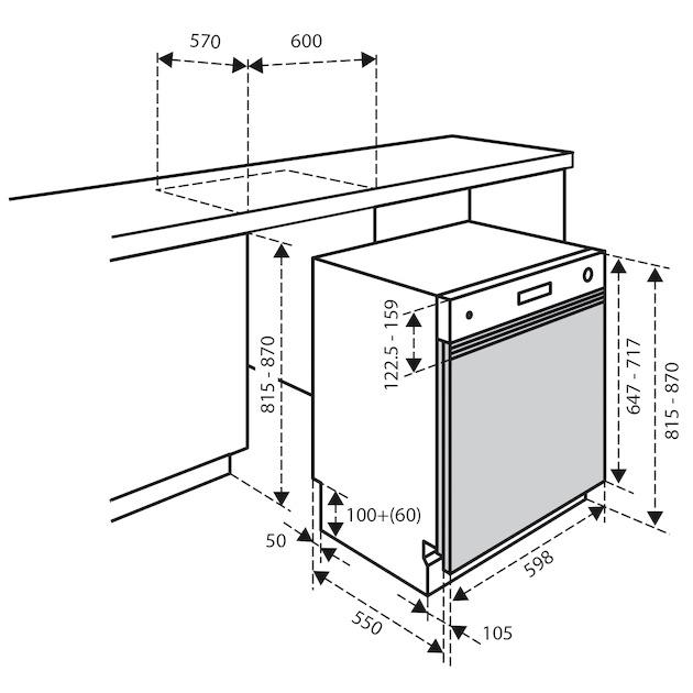 Inventum IVW6033A