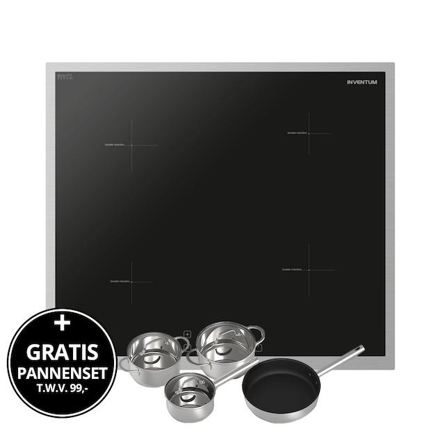 Inventum IKI6032 zwart