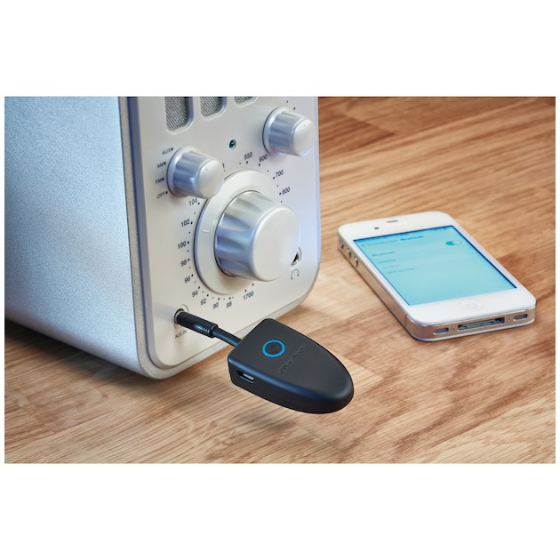 Oehlbach BTX 1000 Compacte Bluetooth-ontvanger met aptX-technologie