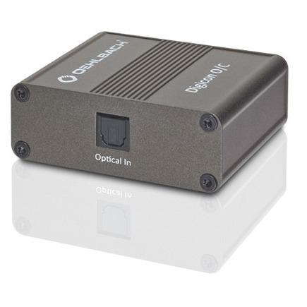 Oehlbach Digitaal-optische/elektrische audioconverter