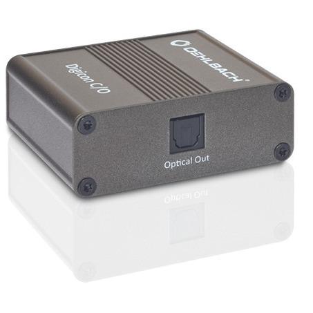 Oehlbach Digitaal-elektrische/optische audioconverter
