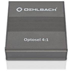 Oehlbach Digitale selector/optische verdeler