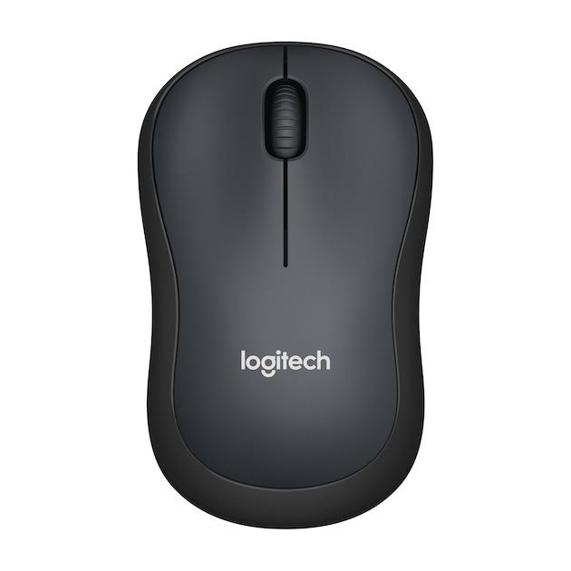 Logitech M220 Silent zwart