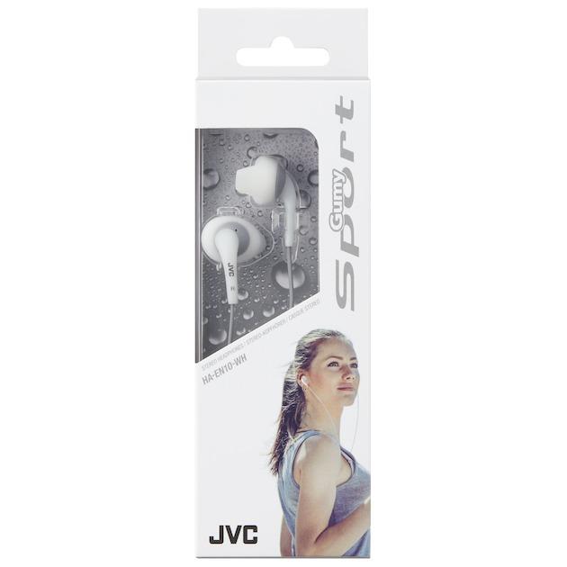 JVC HA-EN10 wit/groen