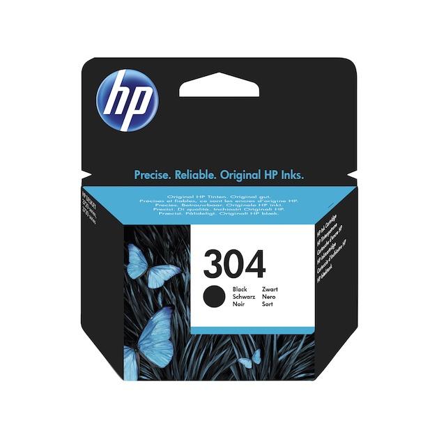 HP 304 zwart
