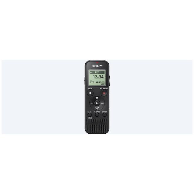 Sony ICD-PX370 zwart
