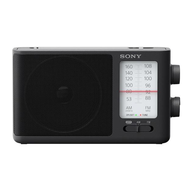Sony ICF-506 zwart