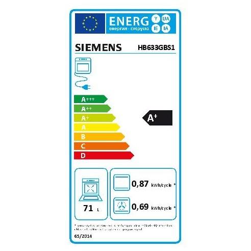 Siemens HB633GBS1
