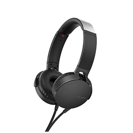 Sony MDR-XB550AP zwart