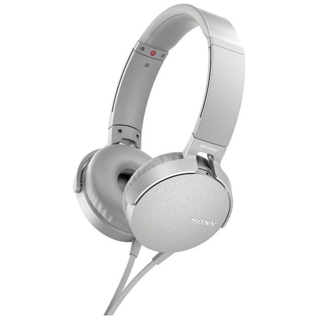 Sony MDR-XB550AP wit