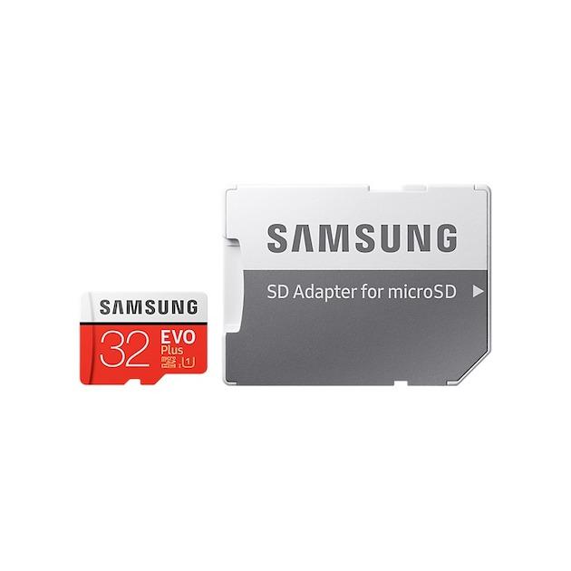 Samsung MicroSD Class 10 EVO+ 32GB