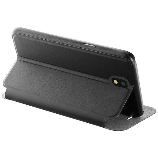 Azuri Booklet case Ultra Thin voor Samsung J5 2017 zwart