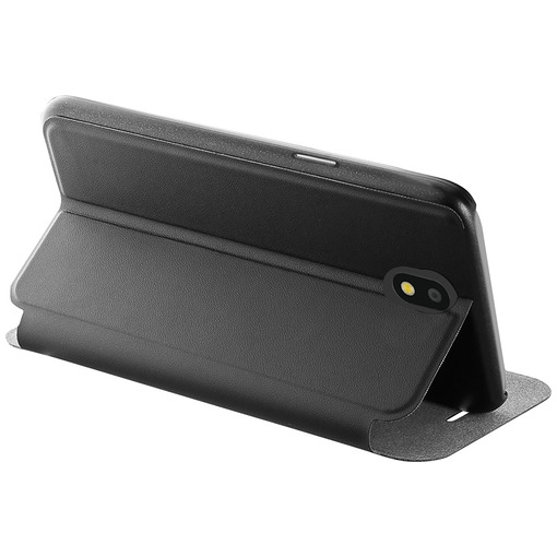 Azuri Booklet case Ultra Thin voor Samsung Galaxy J7 2017 zwart