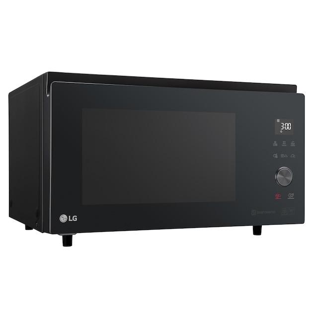 LG MJ3965BPS zwart