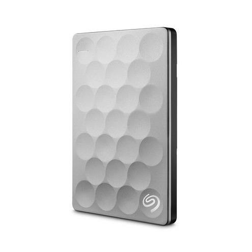 Seagate BackupPlus Portable Ultra Slim 1TB platina