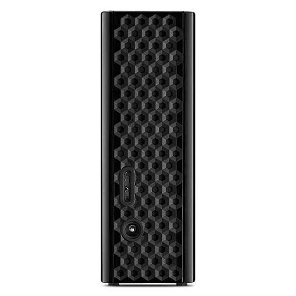 Seagate BackupPlus Hub 4TB zwart