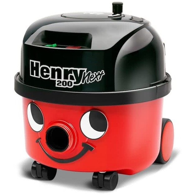Numatic Henry Next HVN-200-11 rood