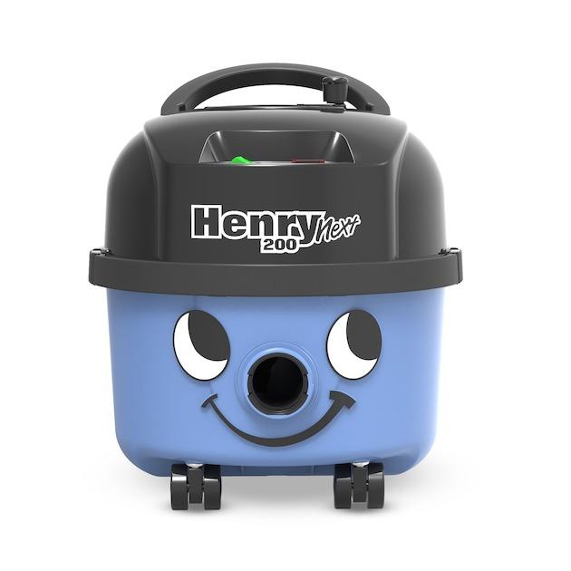 Numatic Henry Next HVN-201-11 blauw