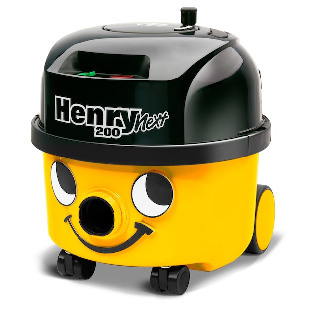 Numatic Henry Next HVN-203-11 geel