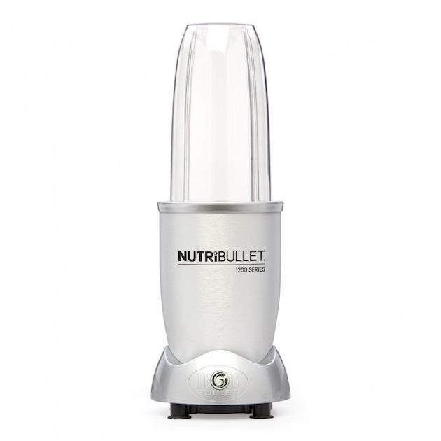 Nutri Bullet 1200 Series 12-delig zilver