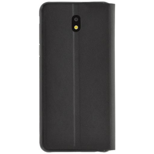 Azuri Booklet case Ultra Thin voor Samsung J3 2017 zwart