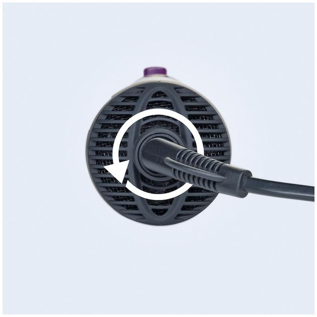 Severin WL0805 zwart