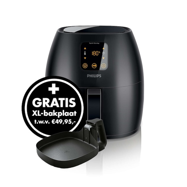 Philips HD9247/90 Airfryer XL zwart