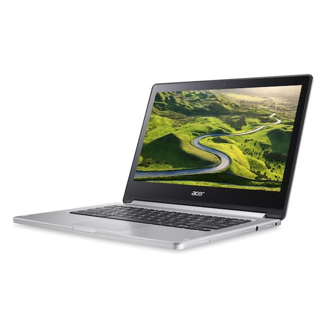 Acer Chromebook R13 CB5-312T-K7SP zilver