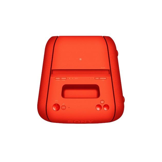 Sony GTK-XB60R rood