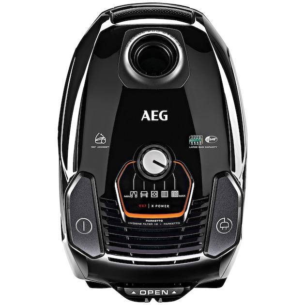 AEG VX7-2-EB-P zwart