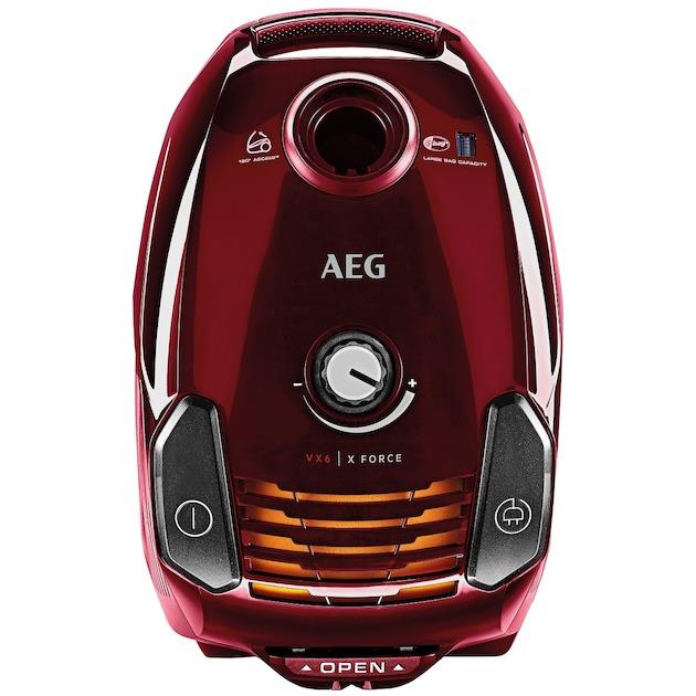 AEG VX6-2-CR-A rood