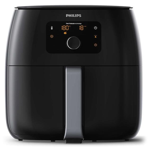 Philips HD9650/90 Avance  Airfryer XXL zwart