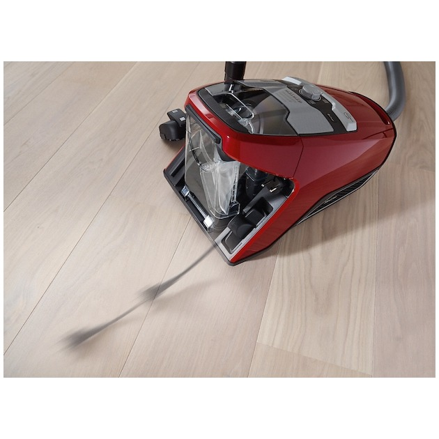 Miele Blizzard CX 1 Powerline Cat&Dog  rood