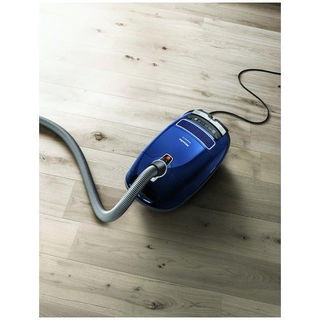 Miele Complete C3 PowerLine  blauw