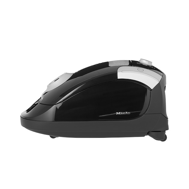 Miele Compact C1 EcoLine Hardfloor  zwart