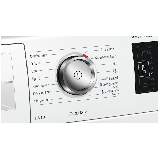 Bosch WTU87691NL