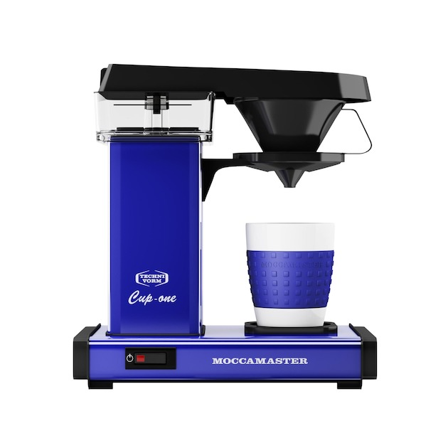 Moccamaster CUP-ONE blauw