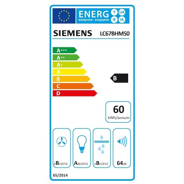 Siemens LC67BHM50