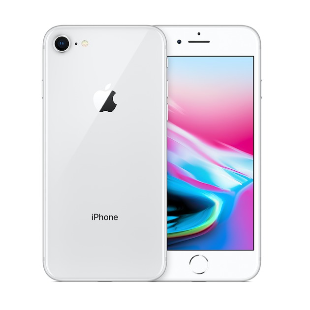 Apple iPhone 8 (64GB)  zilver
