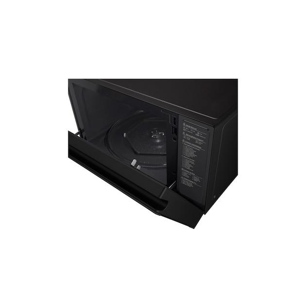 LG MJ3965BIB zwart
