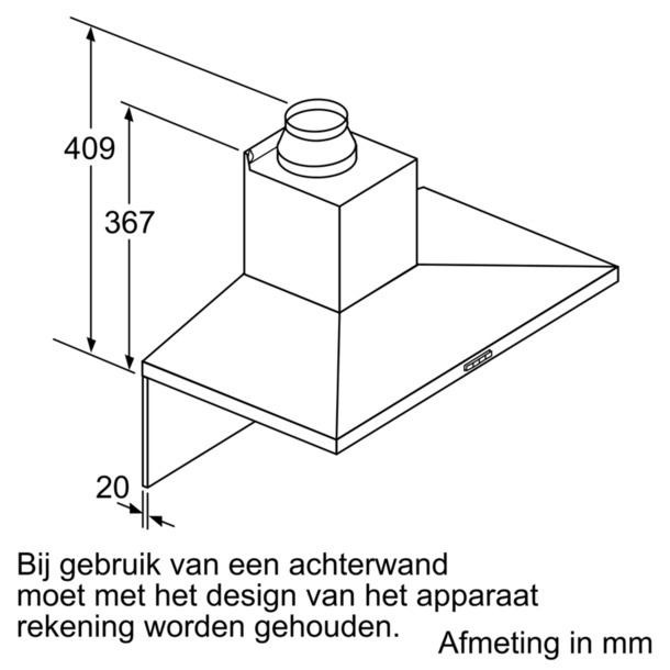 Bosch DWQ66DM50