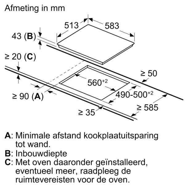 Bosch NKN645GA1E